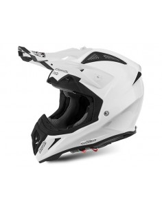 Casco AIROH 2019 Aviator 2.2 White Gloss