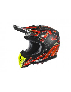 Casco AIROH 2016 Aviator 2.2 Phillips replica orange matt