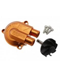 Pompa acqua STAGE6 CNC Racing Type arancio x Minarelli