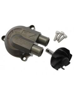 Pompa acqua STAGE6 CNC Racing Type grigio scuro x Minarelli