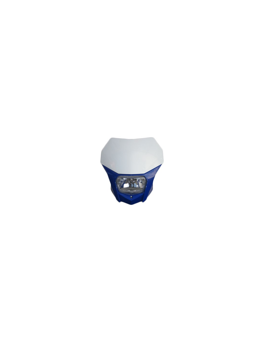 lampadina blu : Portafaro CIRCUIT bagus con lampadina alogena blu/bianco