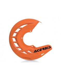 Protezione disco anteriore arancio