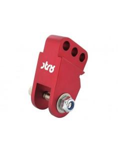 Rialzo ammortizzatore STR8 rosso x CPI/Keeway/Generic