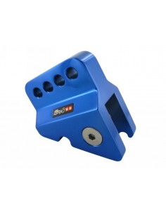 Rialzo SSP regolabile blu x Minarelli verticale