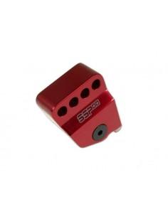 Rialzo SSP regolabile rosso x Piaggio-Gilera