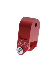 Rialzo STR8 XL rosso x Piaggio-Gilera ( 65mm )