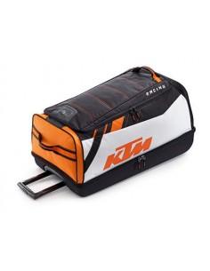 Sacca Trolley KTM racing shock gear bag