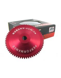 Semipuleggia fissa NARAKU lavorata CNC x motori GY6 4 tempi