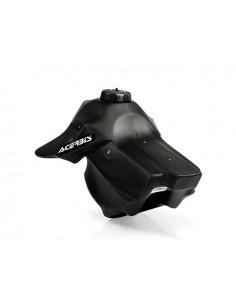 Serbatoio ACERBIS maggiorato 10,5 o 11 lt nero/bianco/clear Honda CRF 250