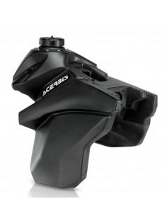 Serbatoio ACERBIS maggiorato 11,5 lt nero per KTM exc-f 2012