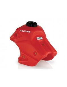 Serbatoio ACERBIS maggiorato 6,5 lt rosso o clear Honda CRF 150R