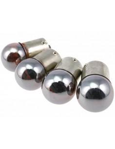 Set 4 lampadine STR8 12V-10W a specchio