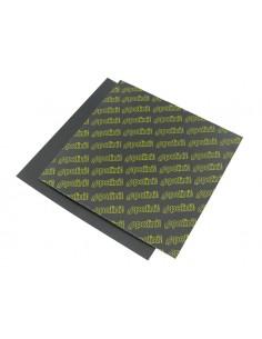 Set di 2 lastre in fibra di carbonio POLINI x lamelle 110x110 sp.0,25
