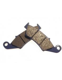 Set pastiglie BREMBO semi sinterizzate ant Honda CR/CRF