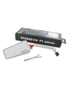 Specchietto STAGE6 F1 sx alluminio