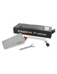 Specchietto STAGE6 F1 sx bianco