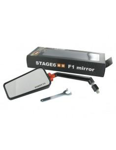 Specchietto STAGE6 F1 sx nero