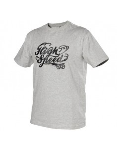 T-Shirt STAGE6 High Speed limited, grigia, Taglia L