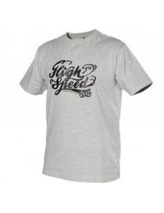 T-Shirt STAGE6 High Speed limited, grigia, Taglia L