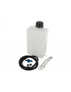 Tanica benzina MOTOFORCE 1,5 L. con rubinetto e tubo benzina