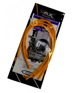 Tubi sfiato carburatore 4MX arancio x 2 tempi