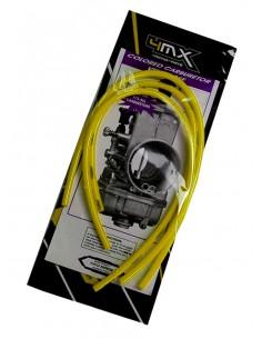Tubi sfiato carburatore 4MX gialli x 2 tempi
