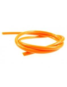 Tubo benzina MOTOFORCE arancio d.5 mm