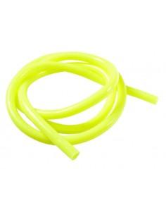 Tubo benzina MOTOFORCE giallo neon d.5 mm
