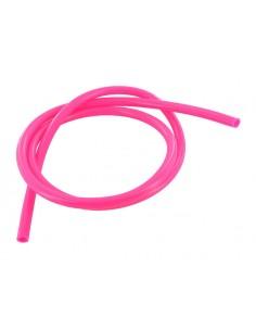 Tubo benzina MOTOFORCE rosa d.5 mm