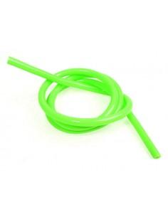 Tubo benzina MOTOFORCE verde neon d.5 mm