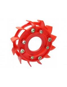 Ventola di Raffreddamento NARAKU rossa x motori 4 tempi GY6