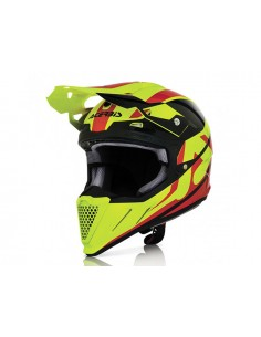 Casco ACERBIS 2016 profile kingslayer