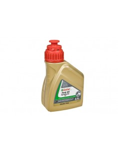 0,5 lt olio forcella CASTROL forkoil synthetic sae 5w