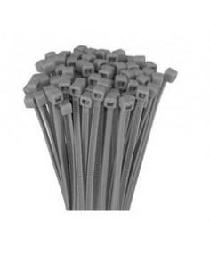 164 Fascette CIRCUIT corte 98 mm-grigio