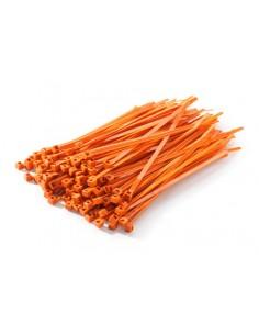 35 Fascette CIRCUIT lunghe 278 mm-arancio