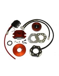 Accensione R&D a rotore radiale, riprogrammabile, senza luci x Piaggio