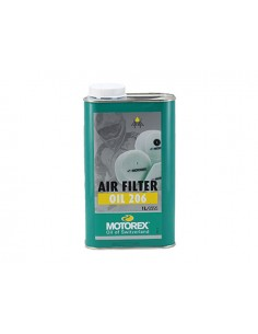 Air filter oil 206 MOTOREX 1 litro