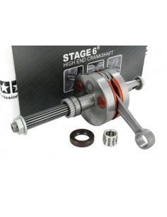 Albero motore STAGE6 R/T MKII x Piaggio-Gilera corsa 39,3mm biella 90
