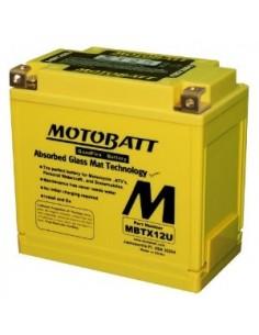 Batteria MOTOBATT MBTX12U 14 Ah