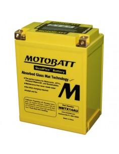 Batteria MOTOBATT MBTX14AU 16,5 Ah