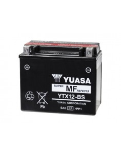Batteria YUASA YTX12-BS 12V/10AH sigillata