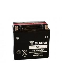 Batteria YUASA YTX14-BS 12V/12AH sigillata