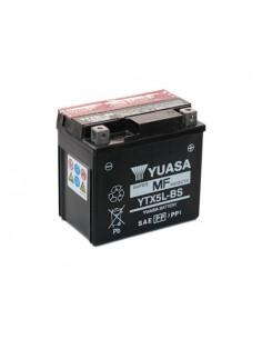 Batteria YUASA YTX5L-BS 12V/4AH sigillata
