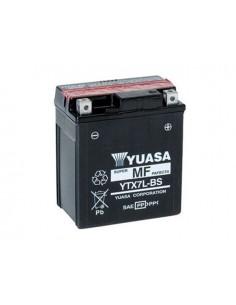 Batteria YUASA YTX7L-BS 12V/6AH sigillata