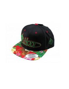 Cappellino SNAPBACK MR. HOOD verde