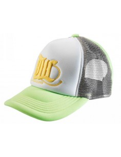 Cappellino TUNINGCREW Flourish Yellow