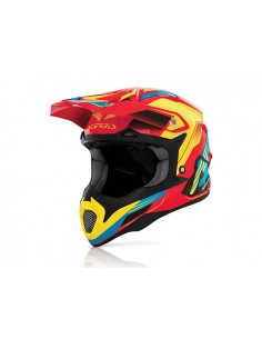 Casco ACERBIS 2016 impact Kryptonite