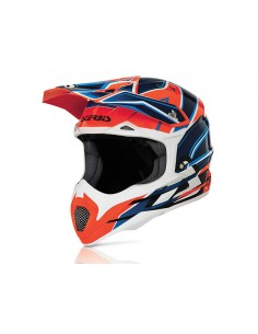 Casco ACERBIS 2016 impact orange