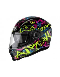 Casco AIROH 2016 Storm Cool Bicolor gloss