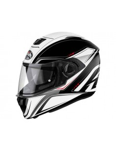 Casco AIROH 2016 Storm Sprinter white gloss